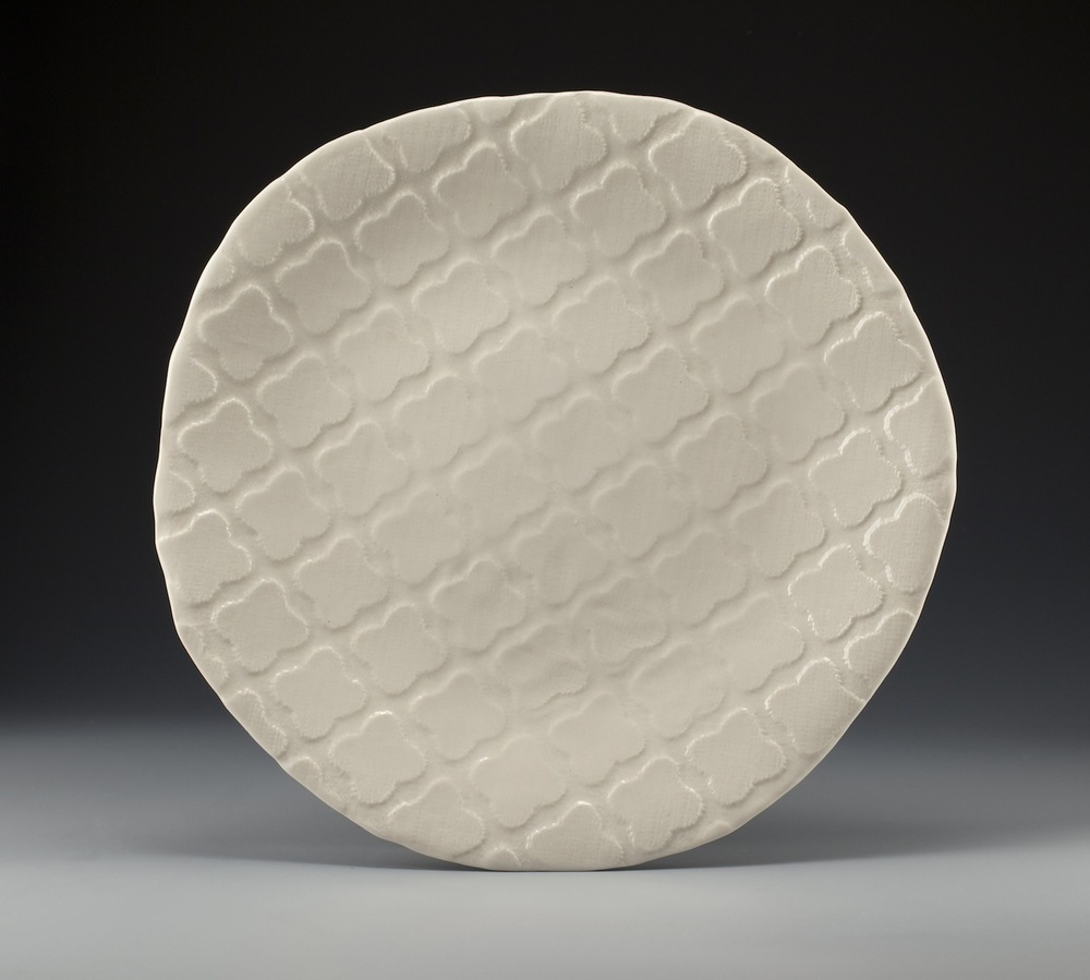 Quatrefoil Platter