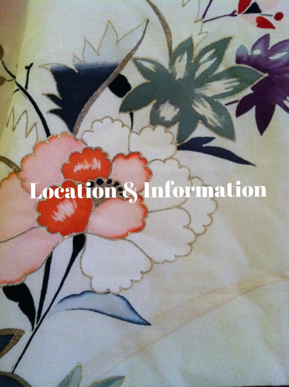 Location & Information