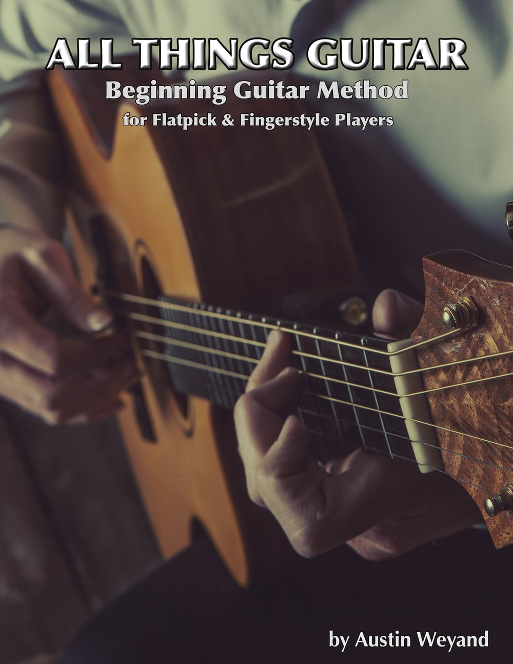 All Things Guitar Method Book