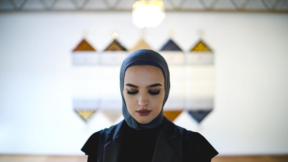 Amani Al-Thuwaini - Gallery shoot