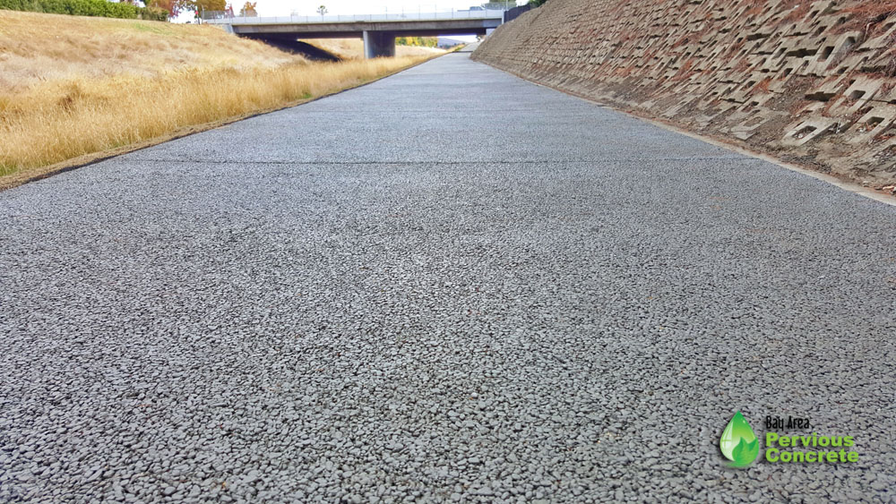 See Our Work Bay Area Pervious Concrete