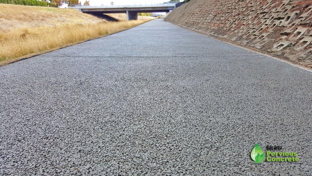 Arroyo Mocho Trail- BAPC Classic Pervious Concrete