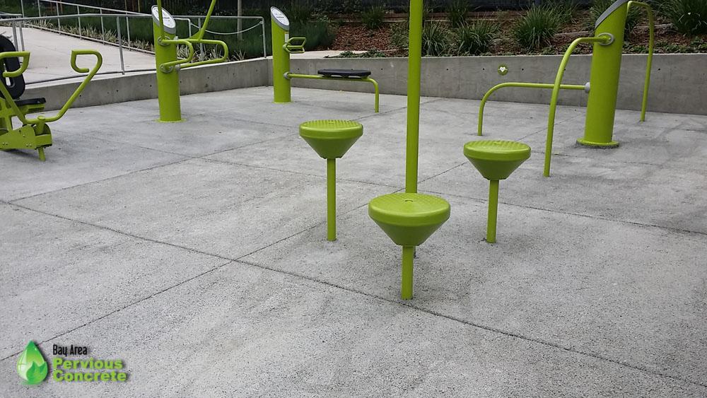 BAPC-Boeddekker Park-San Francisco-pervious concrete
