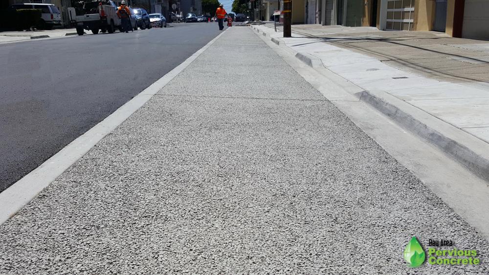 Holloway Green Street - Parking Lanes - San Francisco, CA