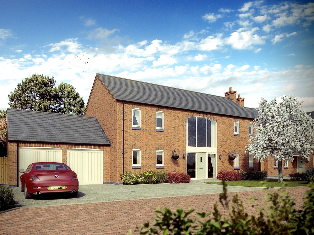 Plot 6 The Granary 4 Bedrooms £SOLD