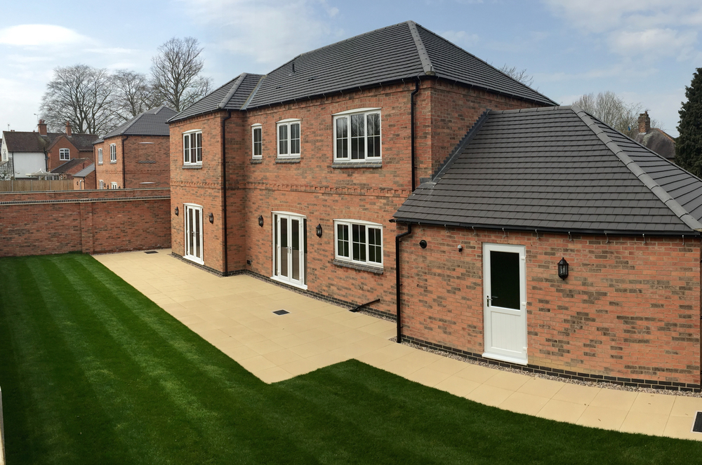 Plot 1 The Willows 4 Bedrooms £SOLD