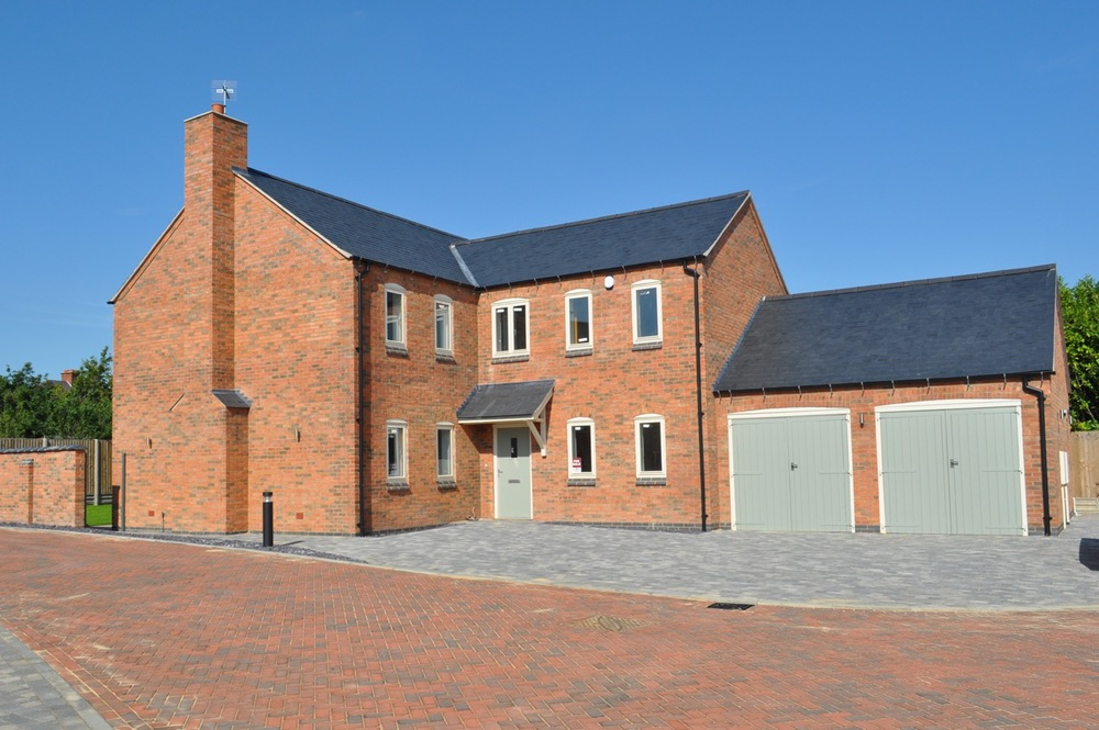 Plot 8 The Yews 4 Bedrooms £SOLD
