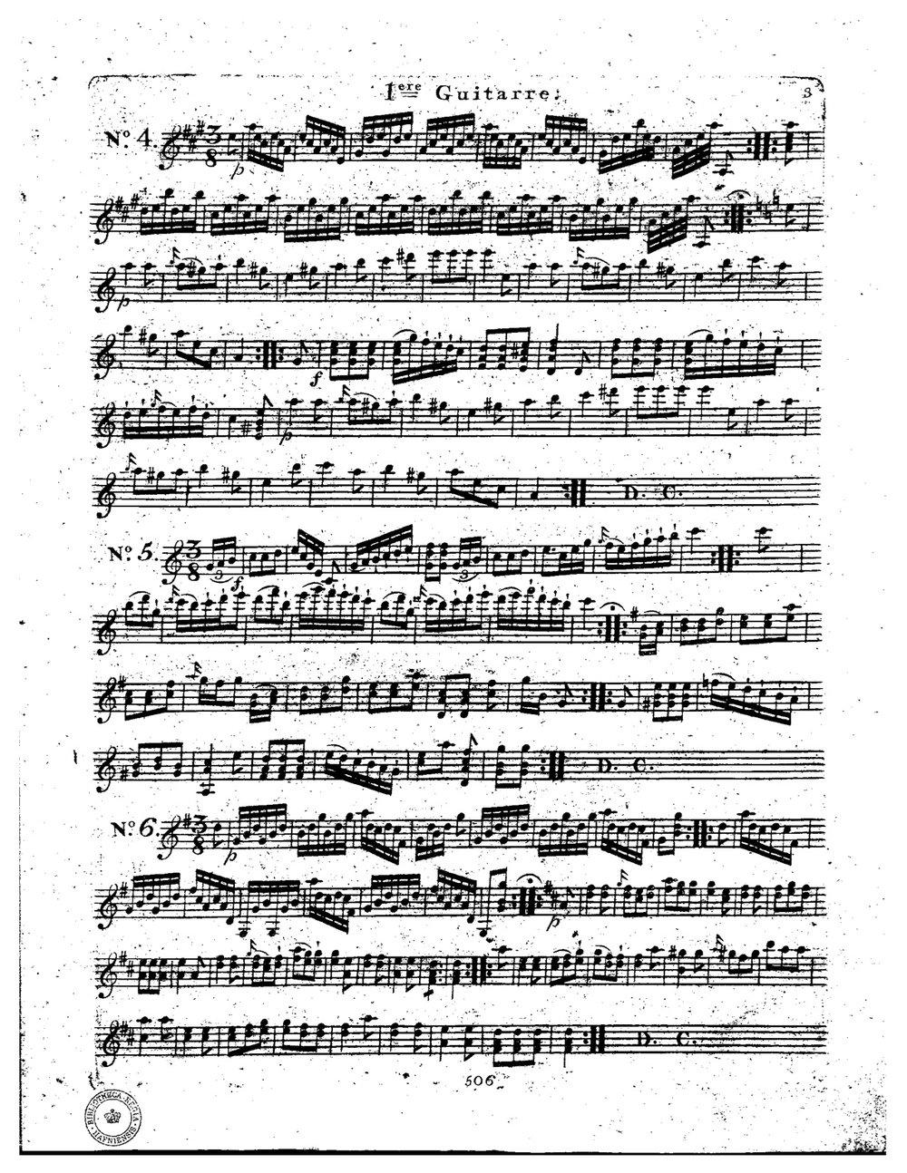 Brand - Waltzes No. 4,5, & 6