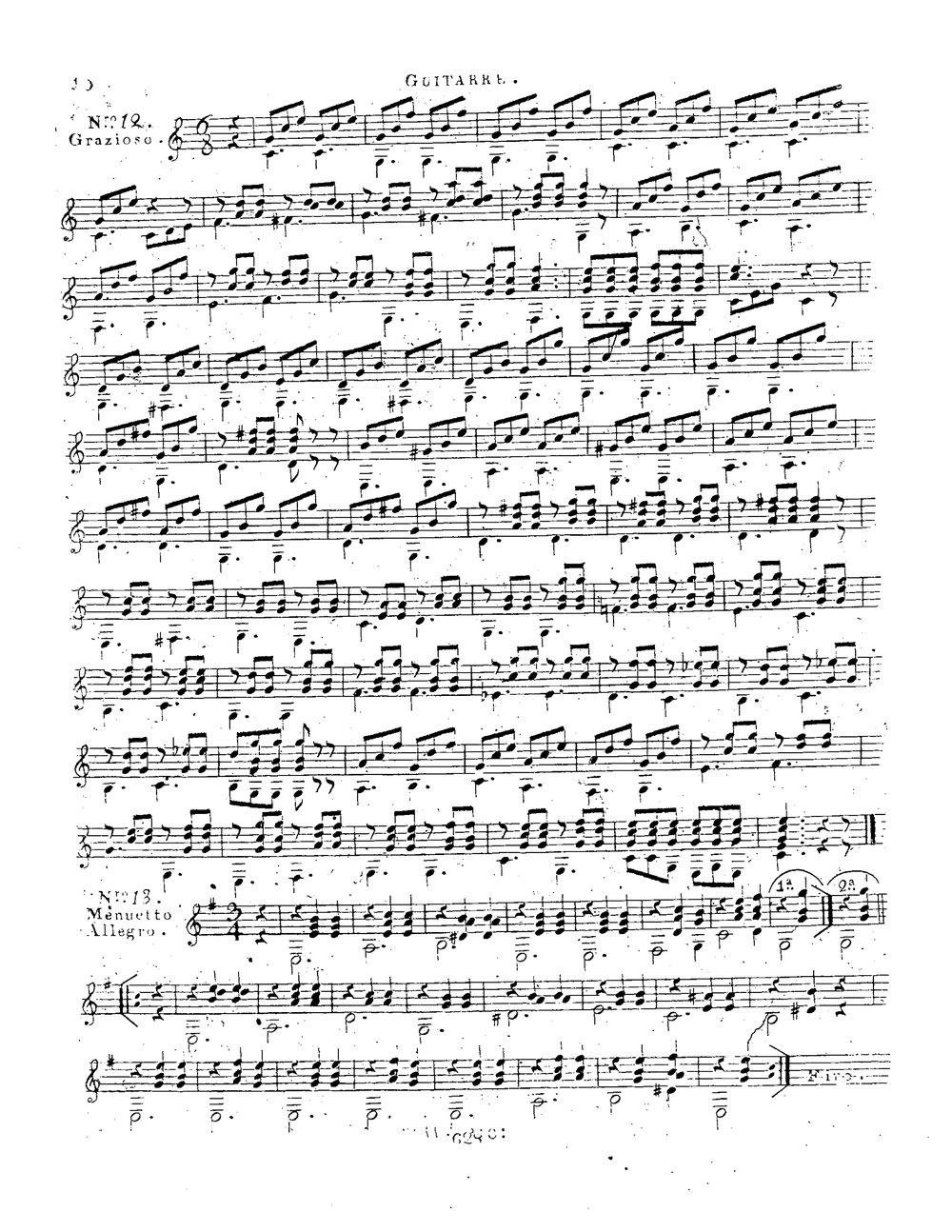 16 Pièces faciles et agréables, Op.74 (Giuliani, Mauro) 9.jpg