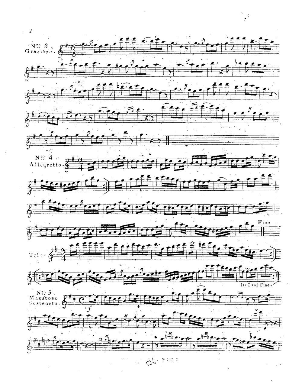 16 Pièces faciles et agréables, Op.74 (Giuliani, Mauro) 13.jpg