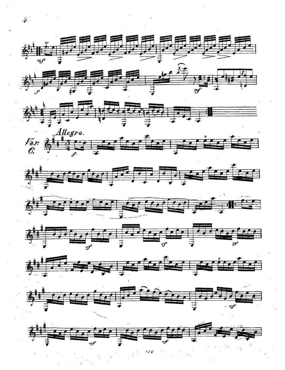Easy Variations on 'Wer hört wohl jemals mich klagen?', Op.10 (Calegari, Francesco) 4.jpg