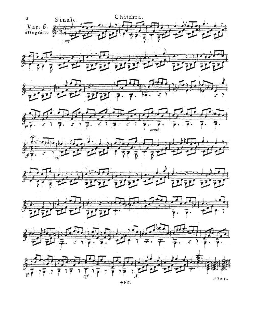 6 Variazioni brillanti su la Cavatina Di tanti palpiti, Op.87 (Giuliani, Mauro) 4.jpg