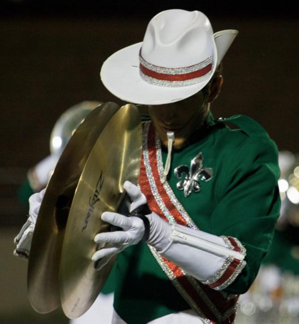Madison Scouts Cymbal Line  Matt Poulos/Jack Borlan @Madison-Scouts-Cymbal-line