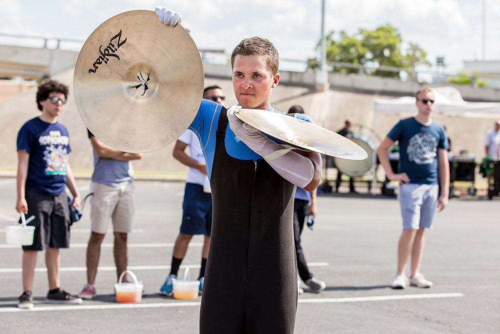 Spirit of atlanta Cymbal line