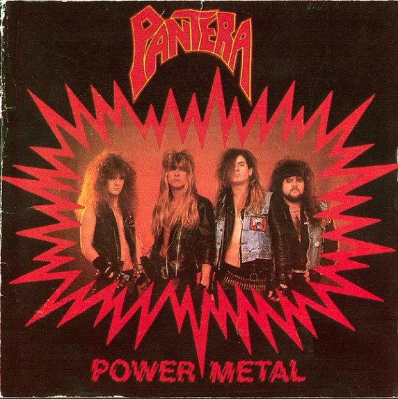 power metal cover