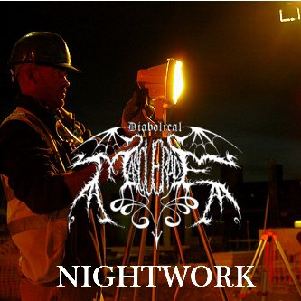 "Diabolical Masquerade - ""Nightwork"""