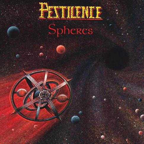 pestilence - spheres original