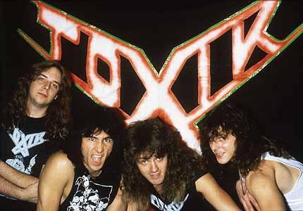 deciblog - Toxik+band