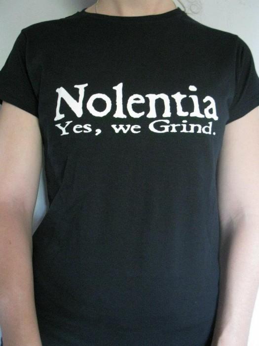 deciblog - nolentia shirt