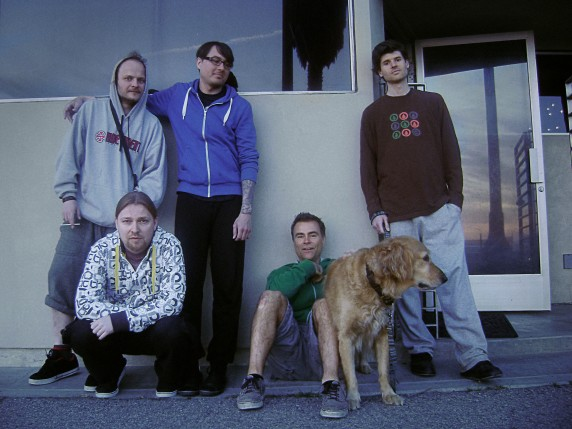 semantik punk + Ross Robinson (fot Piotr Dziewo_ski)