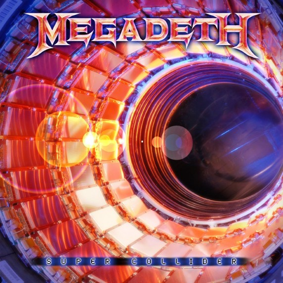 MEGADETH-SUPER COLLIDER