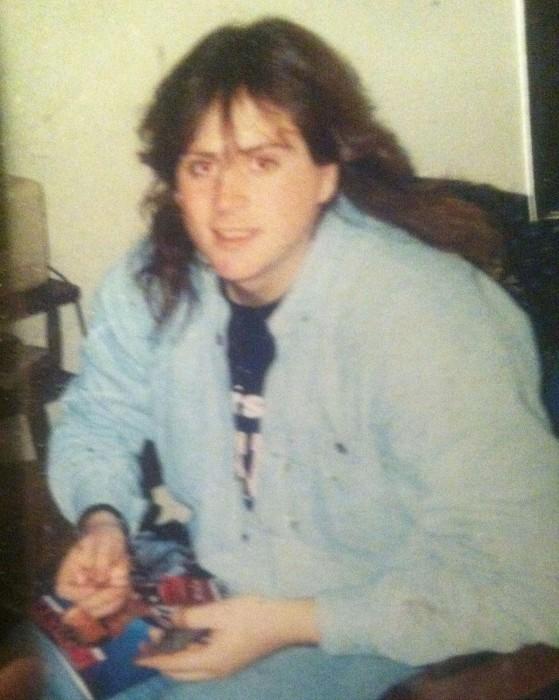 Vintage Sean Palmerston, circa mid-90s