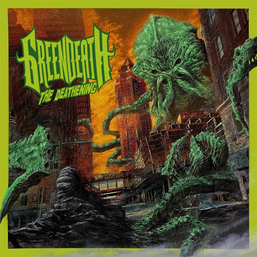 deciblog - green death cover
