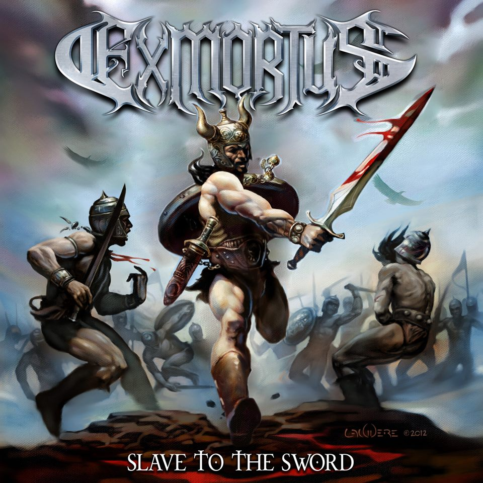 deciblog - exmortus cover