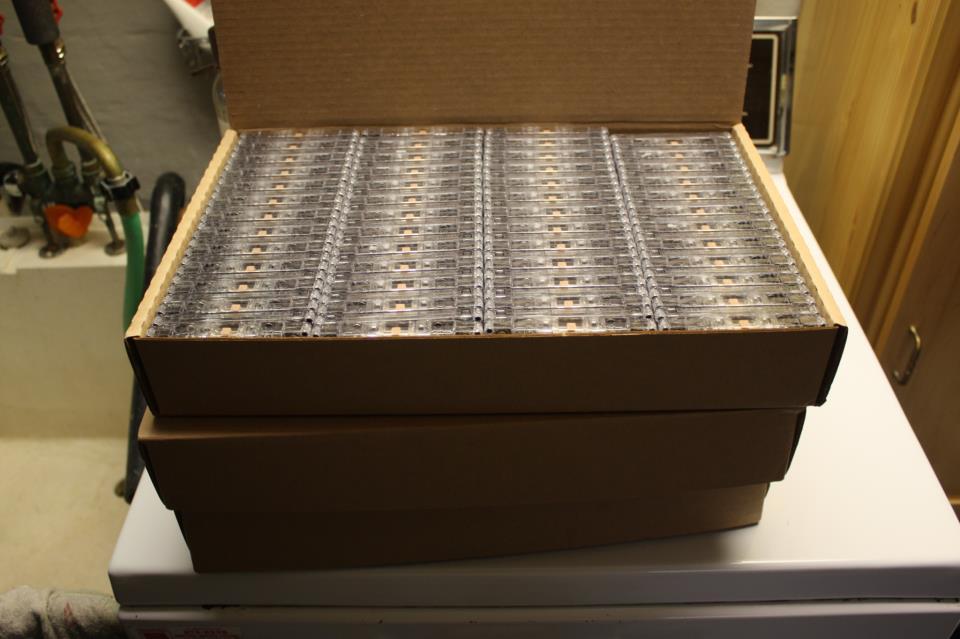 deciblog - tridroid tape box