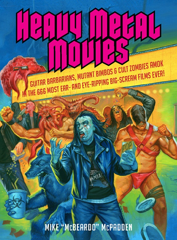Heavy Metal Movies Cover edited
