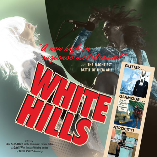 deciblog - White-Hills-Glitter-Glamour-Atrocity-Artwork