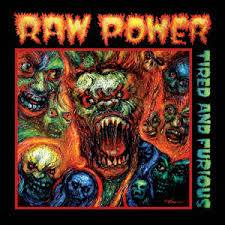 deciblog - raw power cover