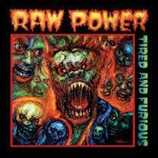 deciblog - raw power cover