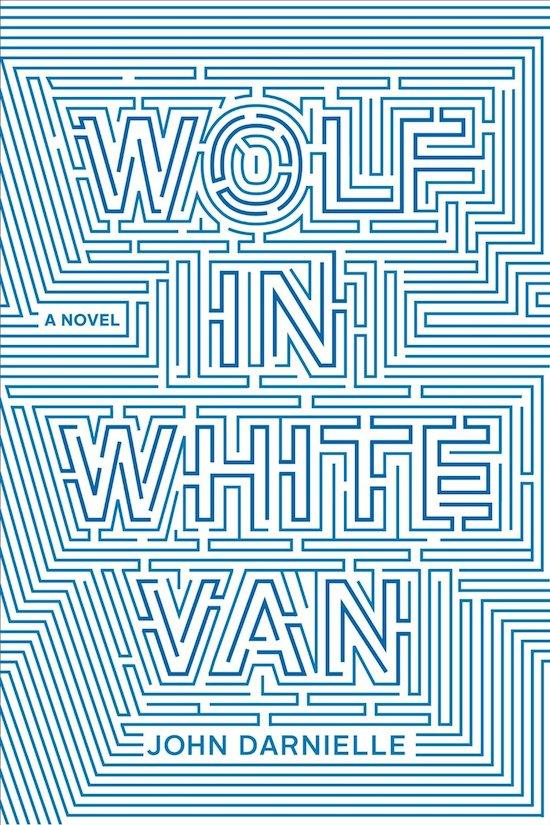 wolf white van