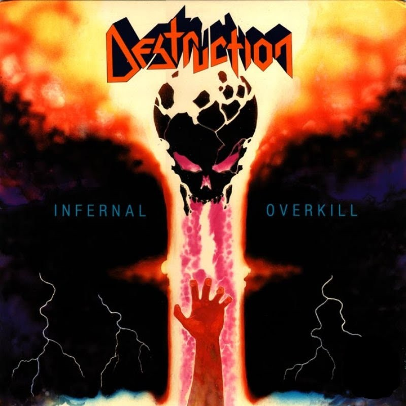 Image result for destruction infernal overkill