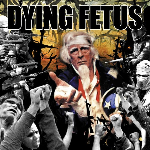 Dying Fetus - Destroy the Oppoition