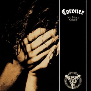 Coroner - No More Color