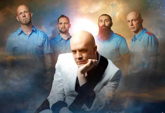 Devin Townsend Preoject Cloud Photo