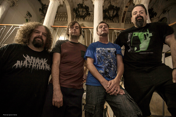 Napalm Death Band Photo Cesspits Streaming