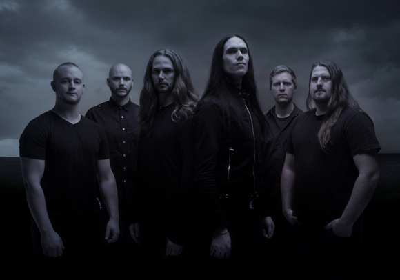 Ne Obliviscaris Band Photo Streaming and Interview