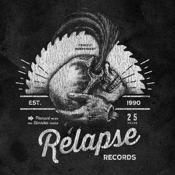 deciblog - relapse comp cover