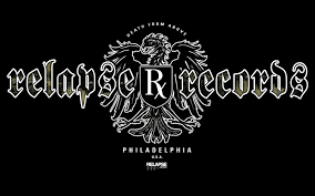 deciblog - relapse logo III