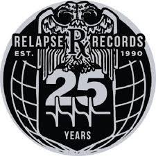 deciblog - relapse logo IV