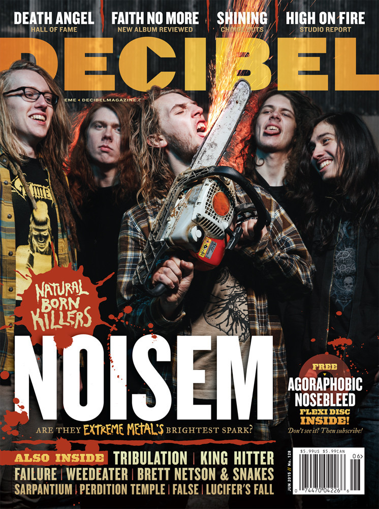 Decibel June Noisem #128