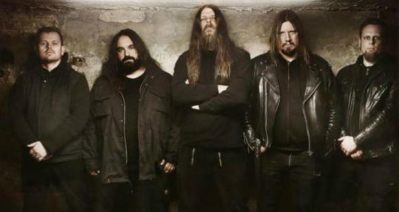 "Morgoth band photo ""Traitor"""