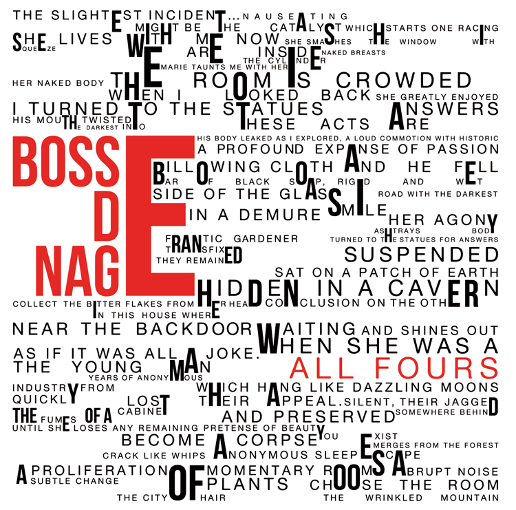 Bosse-de-Nage - All Fours Cover for Best New Noise