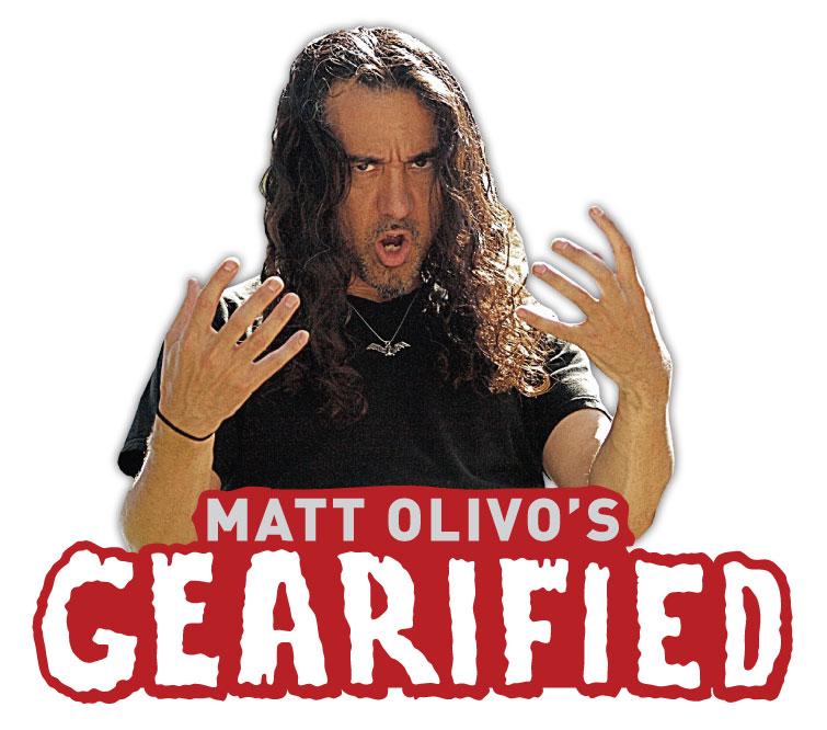 Gearified with Matt Olivo