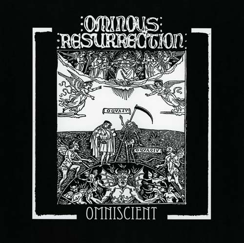 Ominous Resurrection - Omniscient for Decibel Best New Noise