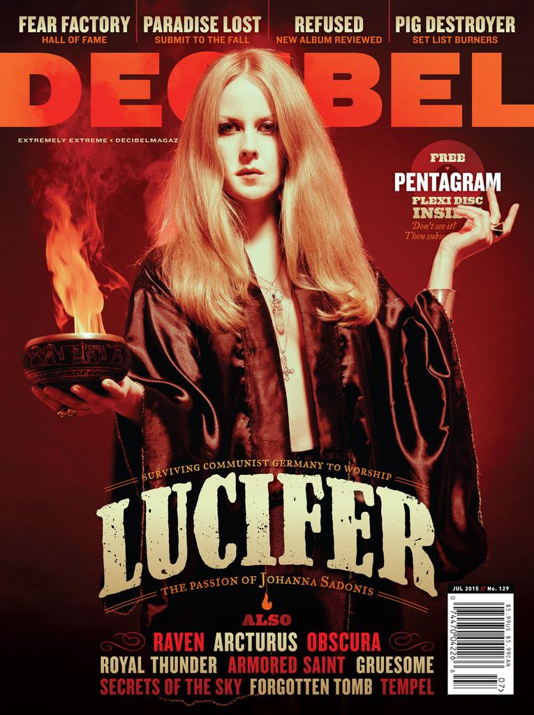 Decibel 129 - Lucifer
