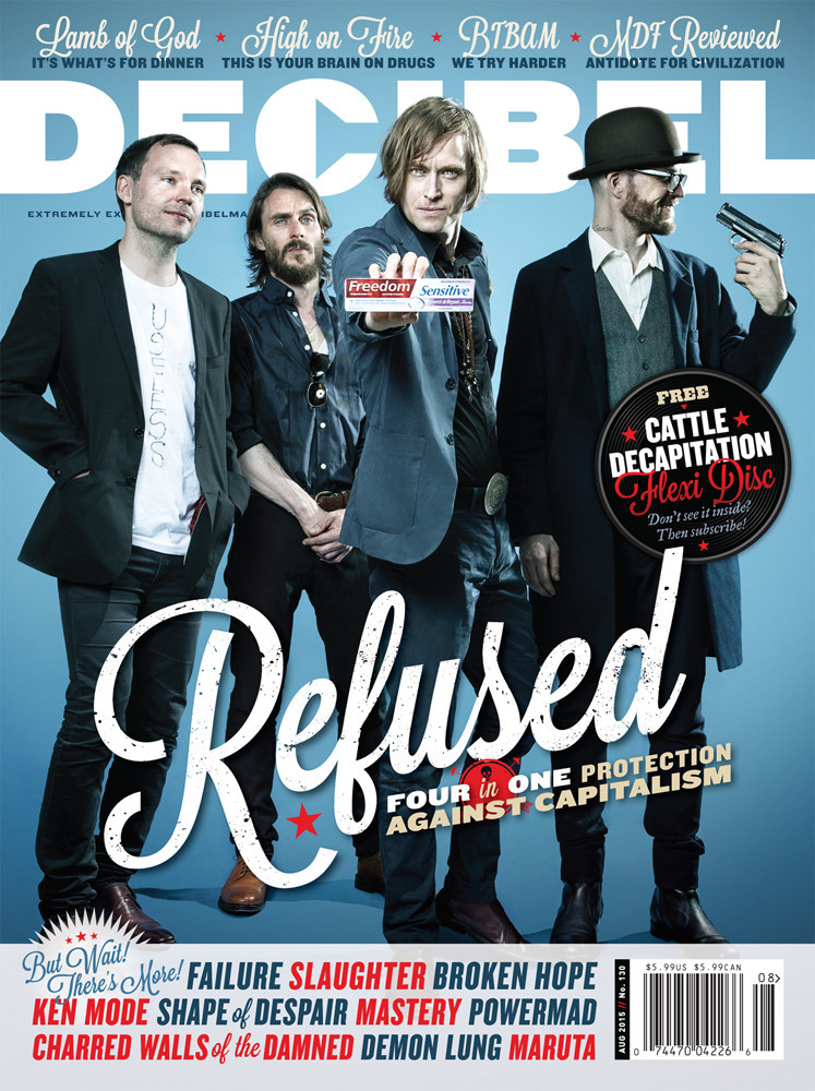 Decibel #130 - Refused